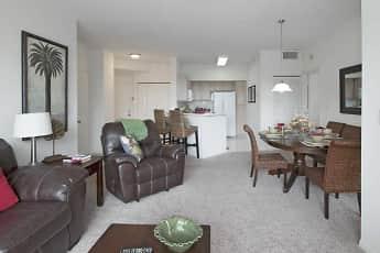 Living Room, Ocean Reef At Seawalk Pointe, 1