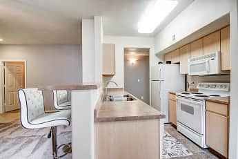 Kitchen, Allegro At Corner Canyon, 0