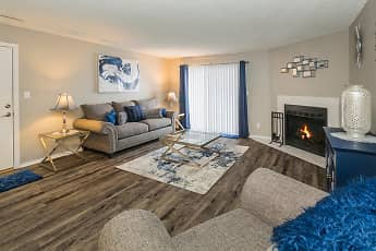 Living Room, Ironwood at Palmer Park, 1
