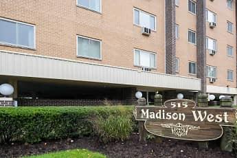 Community Signage, Madison West Apartments, 0