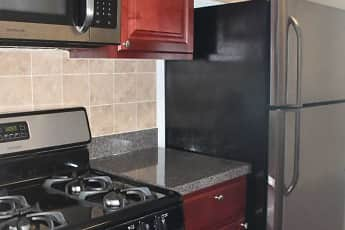 Kitchen, Brick Estates, 1
