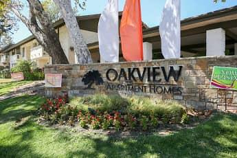Community Signage, Oakview Apartments, 2