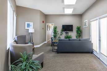 Living Room, Pacific View Apartment Homes, 1