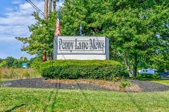 Community Signage, Penny Lane Mews, 0