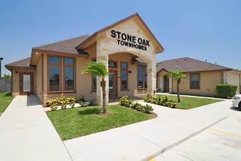 Building, Stone Oak Townhomes, 2
