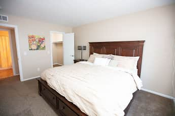 Bedroom, Boulder Creek Apartment Homes, 1