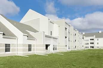 Building, West Winds Apartments, 0