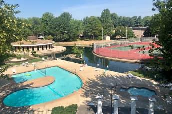 Pool, Columns IV & Viking, 0