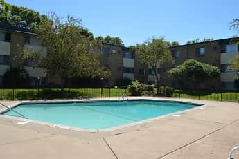 Pool, Goldenstar Apartments, 0