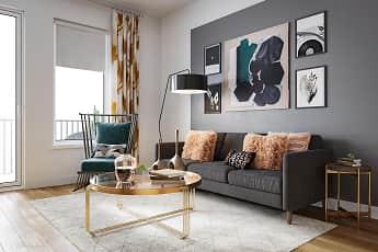 Living Room, Alexan Julian, 0