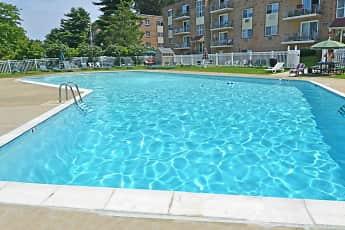 Pool, Bishop Hill Apartments, 2
