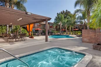 Pool, Los Arbolitos Timbers Apartments, 0