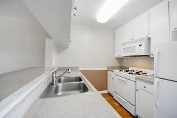 Kitchen, The Palms Apartments, 1