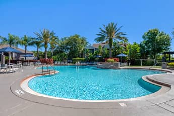 Pool, Osprey Links at Hunters Creek Apartments, 0