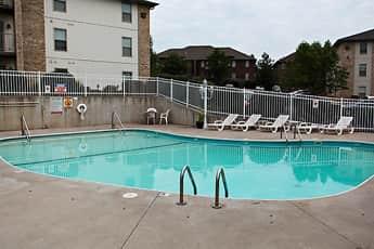 Pool, Lakewood Village Apartments, 0