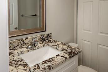 Bathroom, Crystal Pointe, 2