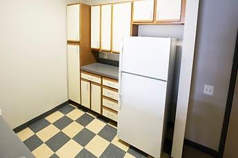Kitchen, Maple Village 62 & Older, 1