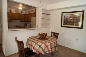 Dining Room, Shagbark Apartments, 2