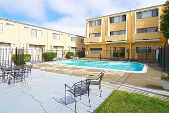 Pool, Regency Townhouses, 0