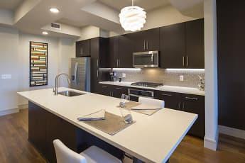 Kitchen, 2626 Lofts at Uptown, 0
