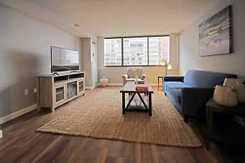 Living Room, Reserve Square, 1