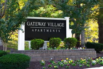 Community Signage, Gateway Village Apartments, 2