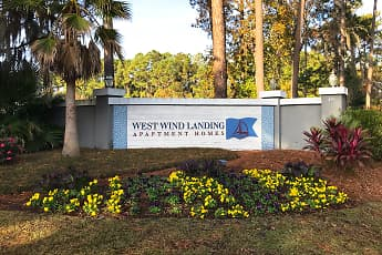 Community Signage, West Wind Landing, 0