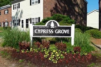 Community Signage, Cypress Grove Apartments, 0