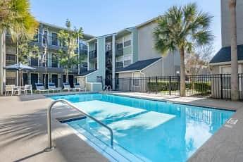 Pool, Brookwood Club Apartments, 1