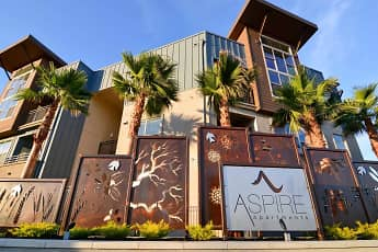 Building, Aspire Apartments, 0