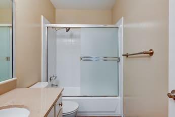 Bathroom, Tradewinds Apartments, 2