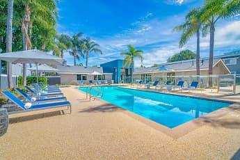 Pool, The Breakwater Apartments, 1