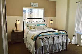 Bedroom, Seasons of Traverse Mountain Townhomes, 2
