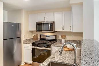 Kitchen, Avalon Courthouse Place, 1