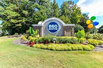 Community Signage, 860 South, 0