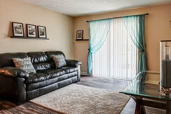 Living Room, Lee's Crossing, 1
