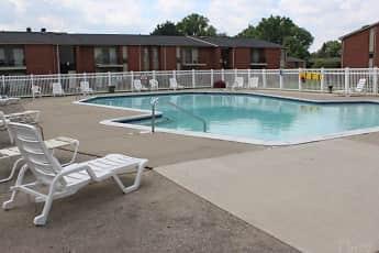 Pool, Macomb Manor, 1