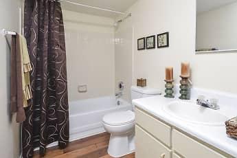 Bathroom, Brooks Crossing, 2