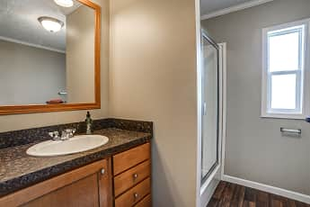 Bathroom, Holiday City, 2