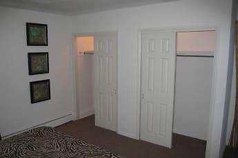 Bedroom, Congress Apartments, 2