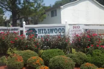 Community Signage, Hillwood Apartments, 0