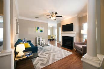 Living Room, Legacy Ballantyne, 1