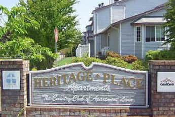 Community Signage, Heritage Place Apartments, 0
