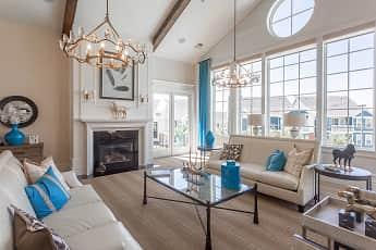 Living Room, Cresthaven, 0