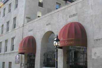 Building, Saint Paul Court, 0