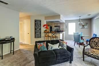 Living Room, Brookstone Village, 0