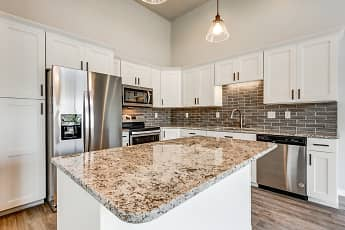 Kitchen, Cottagewood Townhomes, 0