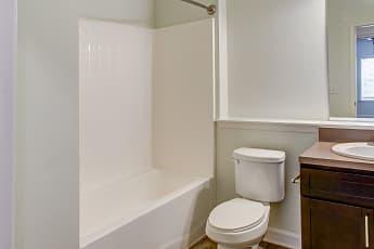 Bathroom, Parkside at Charles Street, 2