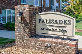 Community Signage, Palisades at Waters Edge, 0