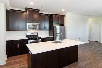 Kitchen, Station Place at Red Bank, 0
